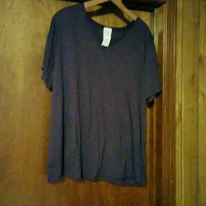 Roaman's Purple T-shirt